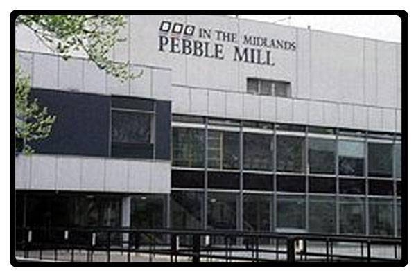 BBC Pebble Mill, Birmingham